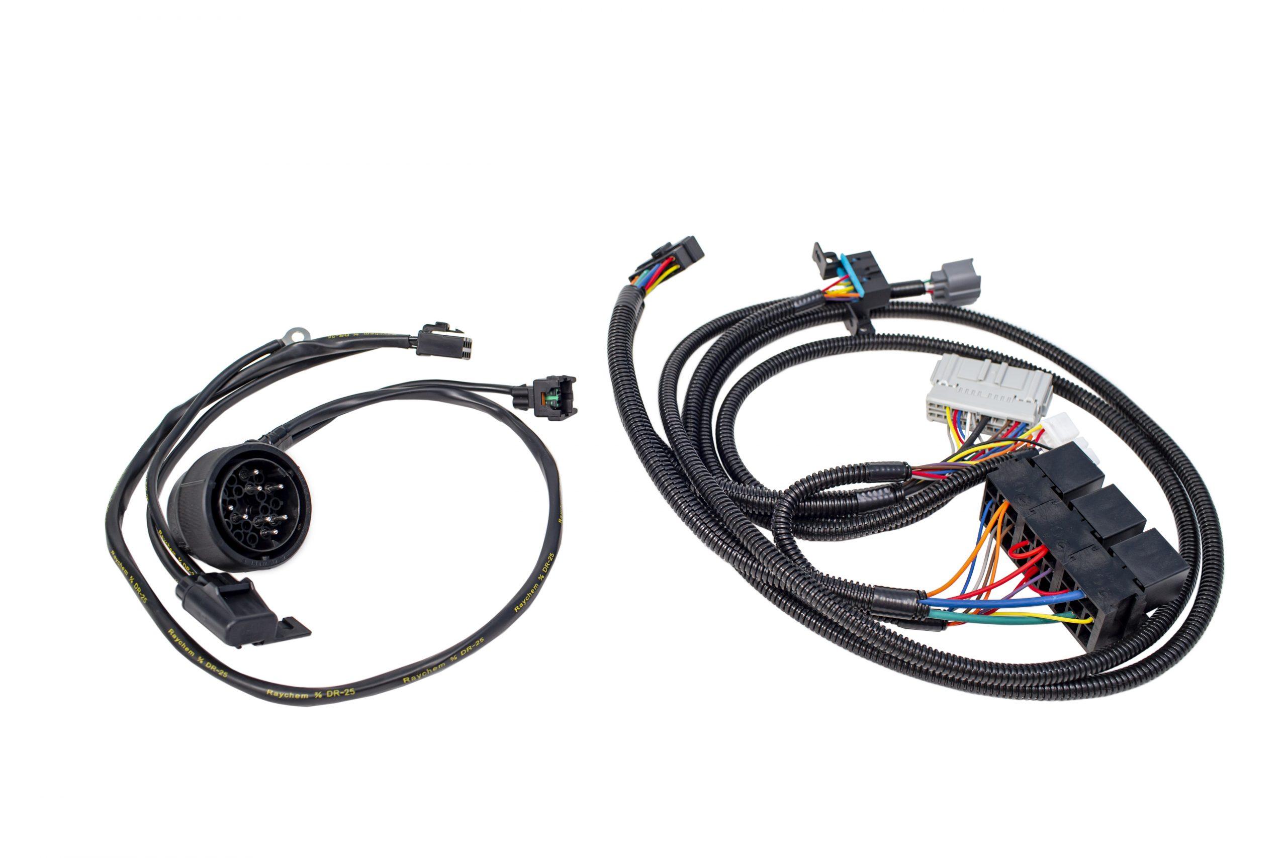 Kpower Plug And Play Conversion Harness  E30 Inc M3