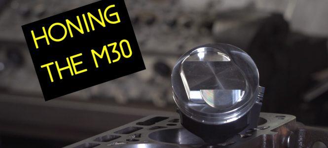 Video: In-Depth Honing - E28 M535i Transformation Episode 4