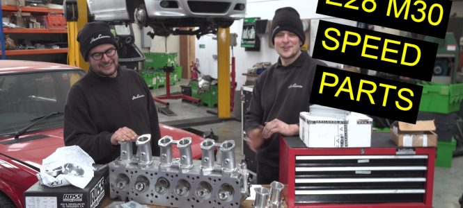 Video: Upcoming Parts Reveal - E28 M535i Transformation Episode 5