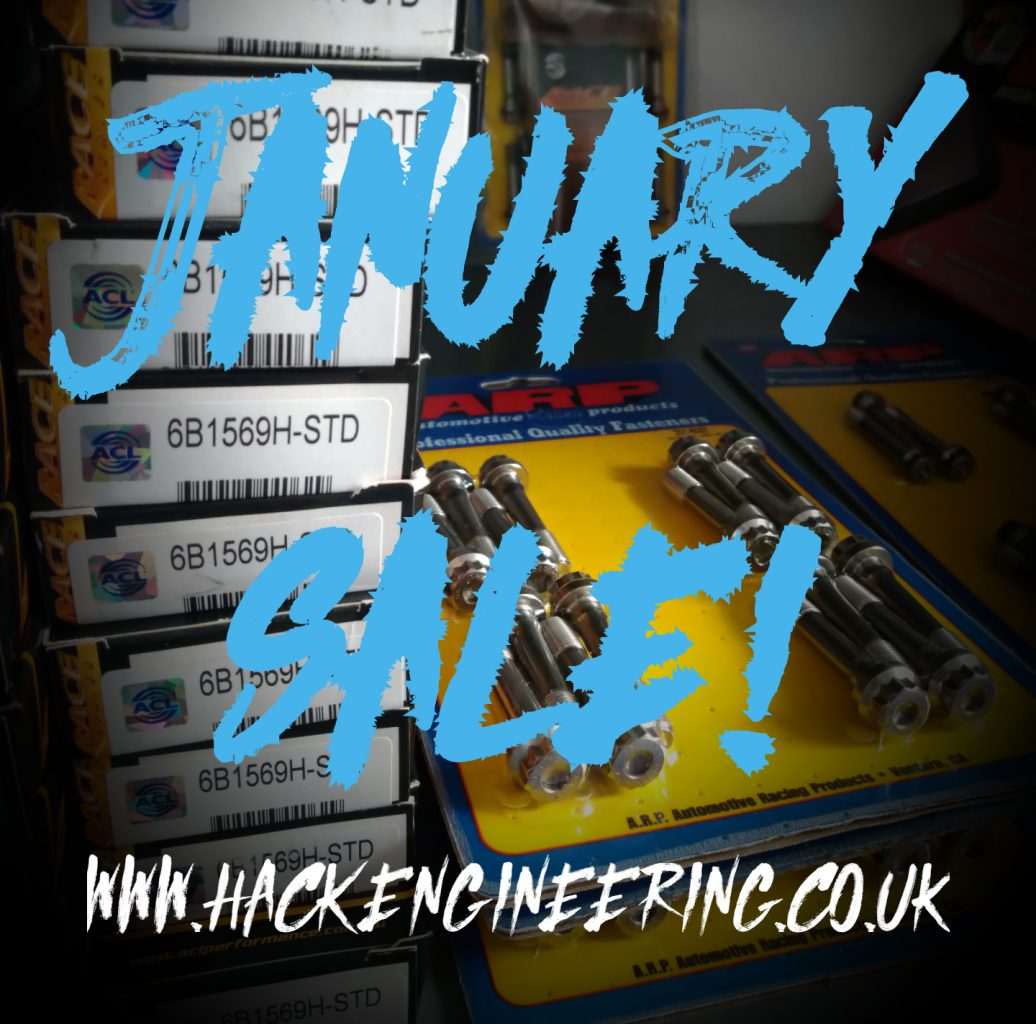 HACK ENGINEERING JANUARY SALE
