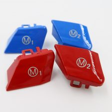 Red/Blue M1 & M2 Buttons (F8X M2/M3/M4)