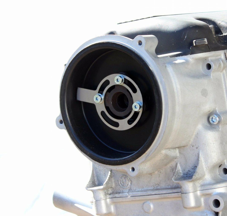 MRT Engineering Billet Aluminium Cam Sensor Cover (M20/M30/S38)