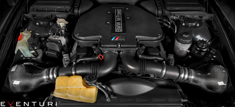 Eventuri Carbon Fibre Intake System (E39 M5)