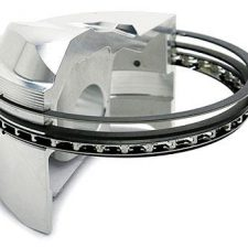 JE Pistons Ring Set (87mm bore, six cylinder)