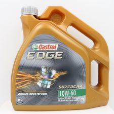 Castrol Edge SUPERCAR 10W-60 Titanium Engine Oil
