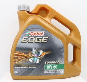 Castrol Edge SUPERCAR 10W-60 Titanium Engine Oil