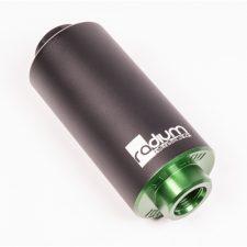 Radium Fuel Filter Kit, Stainless, 100 Micron