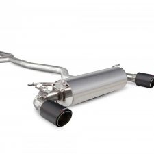 Scorpion Exhausts Non-Resonated Cat-Back System (F20/F21 M140i non-GPF)