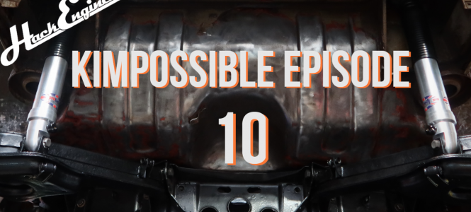 Video: Mission K-IMPossible Episode 10 - Rear End Suspension!
