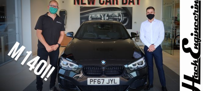 Video: Hack Engineering's NEW PROJECT! F2X M140i Track Build